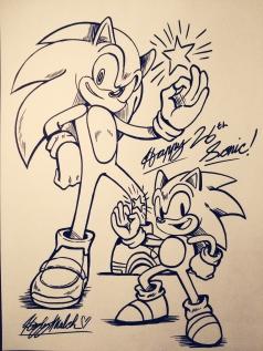Sonic 26th (2017)