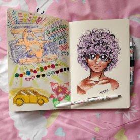 2019 sketchbook 3
