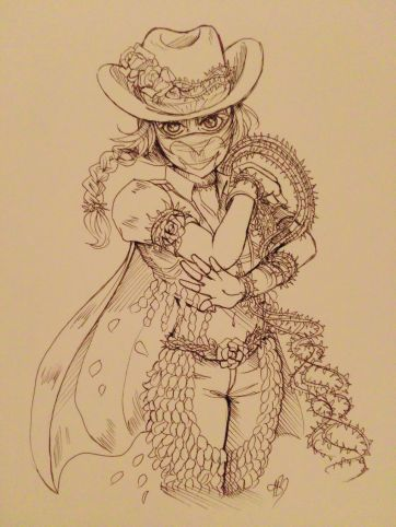 The Rose Ranger (2017)