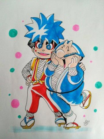Goemon & Ebisumaru (2017)