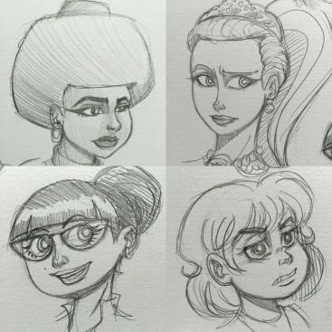 Ladies of Sam & Max (2017)