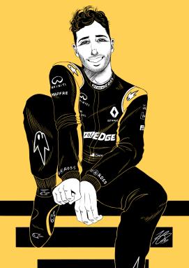 Renault Ricciardo (2019)