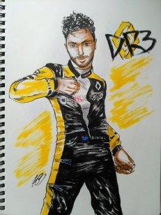 Ricciardo's Bizarre Adventure (2018)