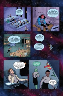 Webcomic written by Aaron Fever, art by Iuli Niculescu, colours by myself and words by Zakk Saam - https://shipwreckedcomic.com/